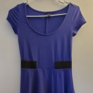 American Eagle Outfitters Periwinkle Mini Dress